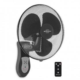 pul liVentilador de pared li liTamano de aspas 40 cm li li3 modos de ventilacion normal nature sleep li liIndicadores LED Cabez