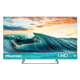 pul liMaterial color frontal Plastico Plata li liMaterial color trasero Plastico Negro li liTipo de televisor UHD Smart TV li l